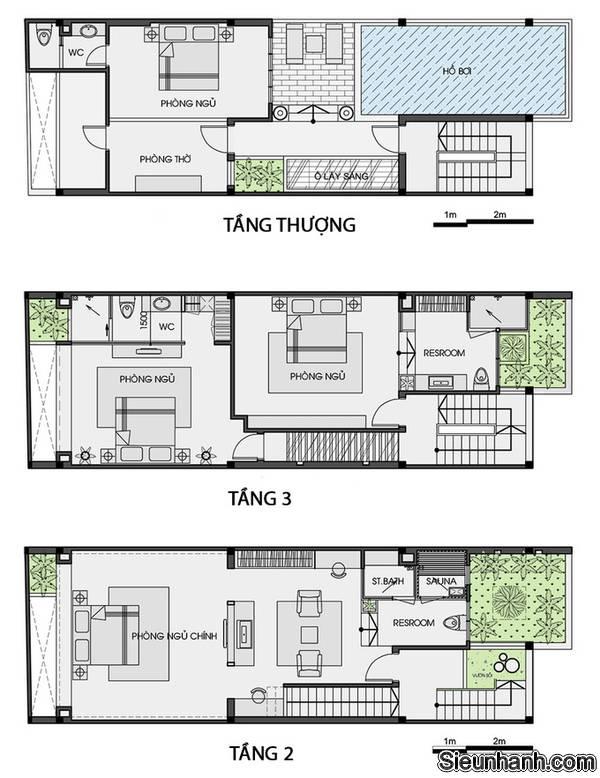 tham-quan-ngoi-nha-ong-76m2-hien-dai-tien-nghi-voi-ho-boi-tren-san-thuong-13