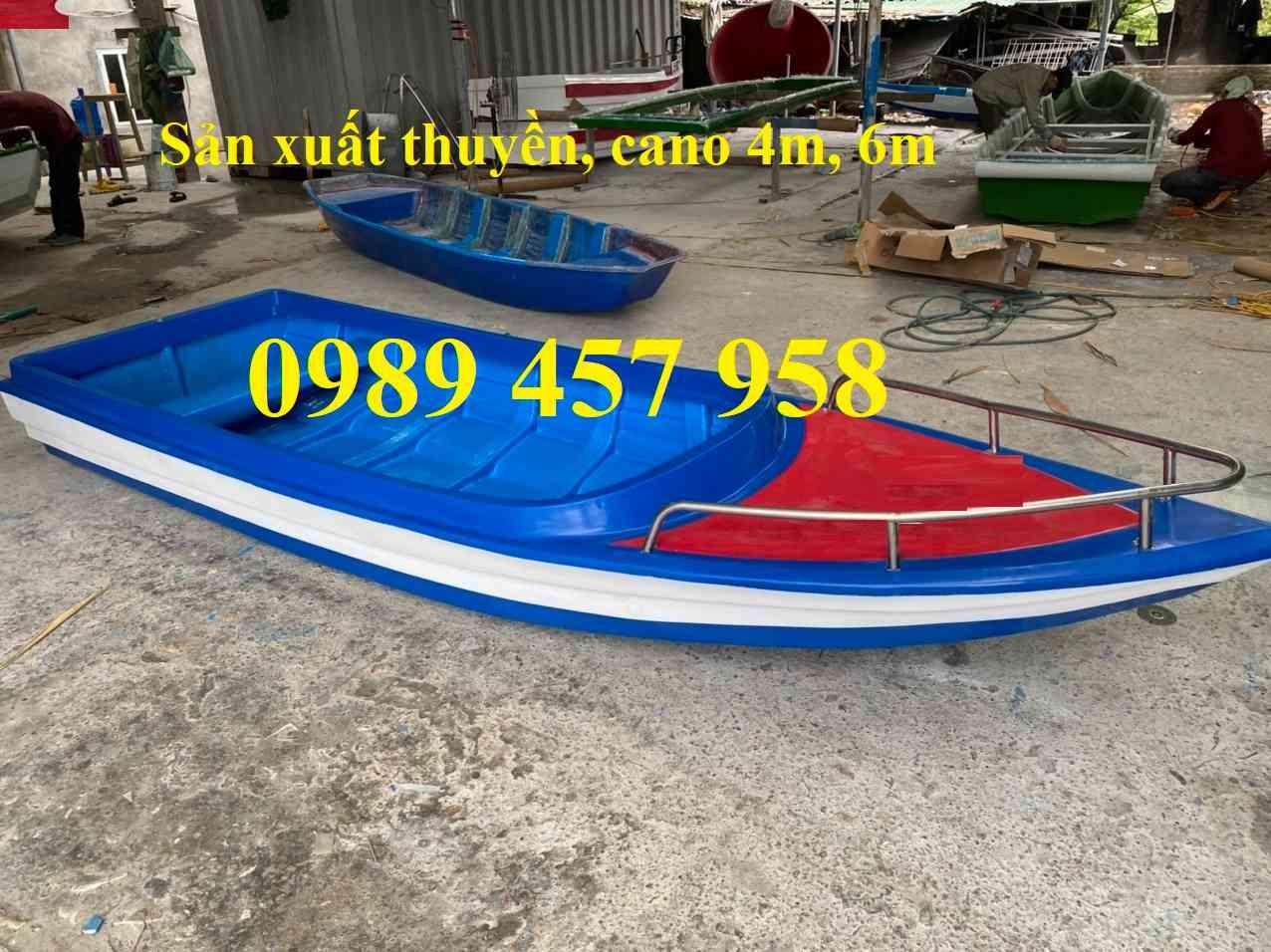 Thuyền chèo tay chở 3-4 người, Thuyền nhựa 6m chở 6-8 tại Hà Nội